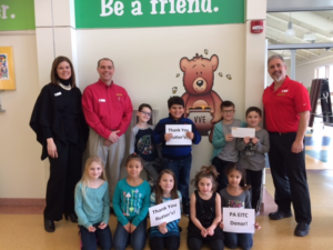 Thank you to Rutter's for their EITC donation that helps fund programs like our STEAM event at summer camp.