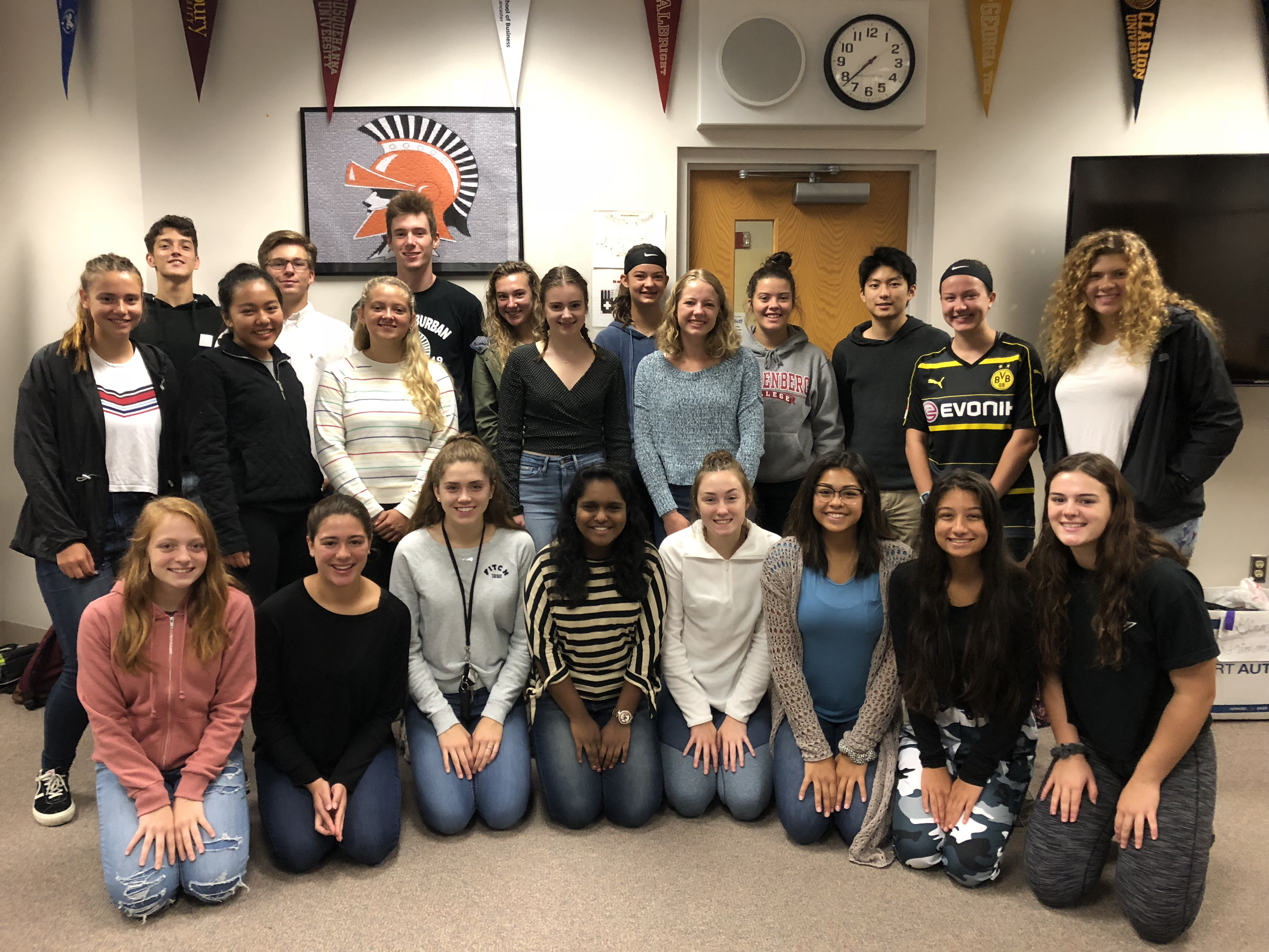 2018-19 IF Student Board